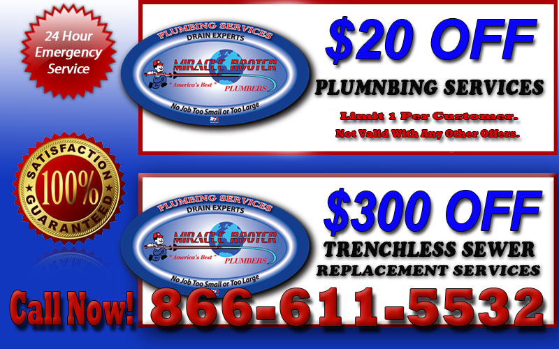Los Angeles Plumbing discounts